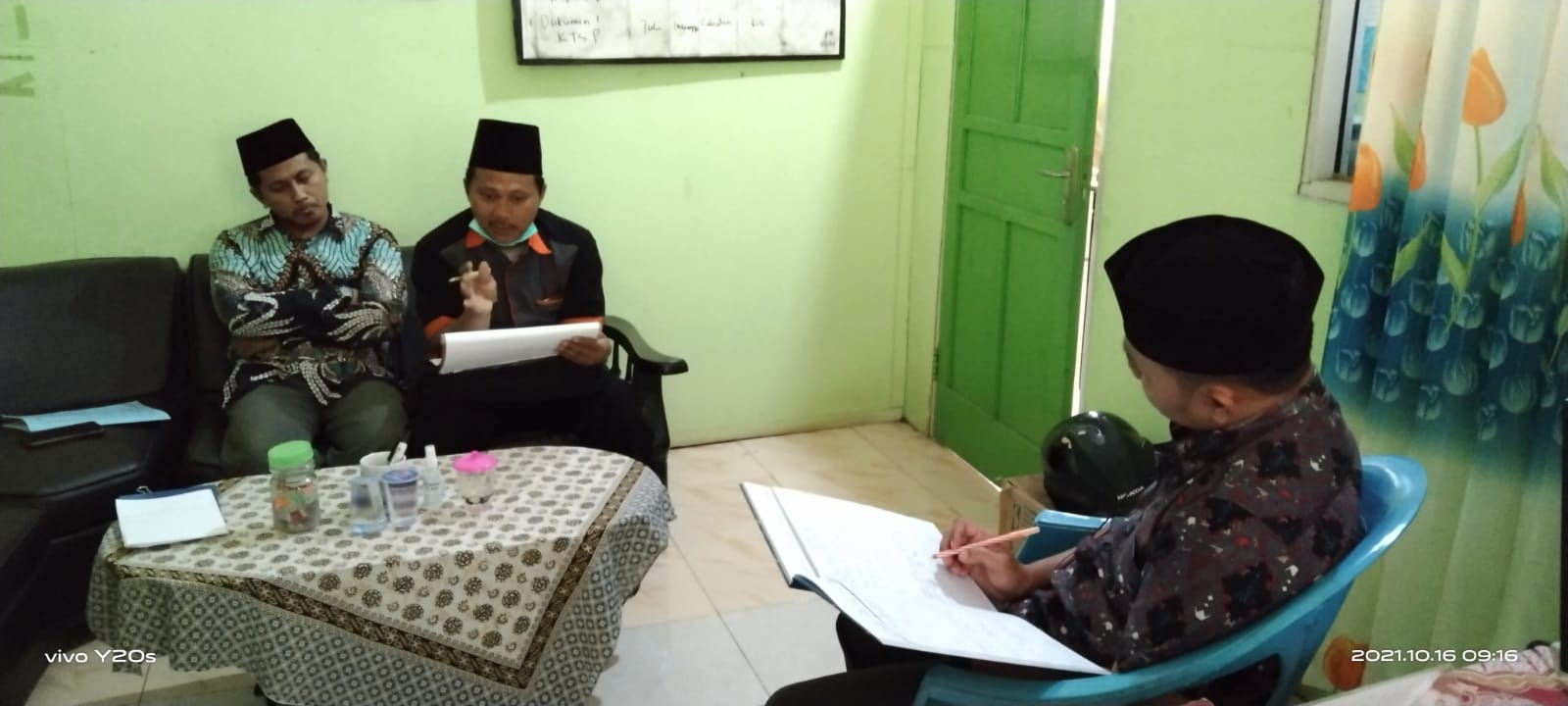 Evaluasi Pembinaan Tahfidz