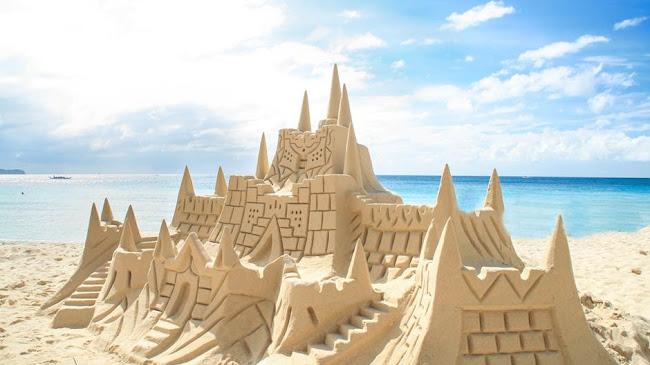 Lâu đài xây trên cát