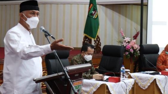 Gubernur Sumbar: Inovasi Beri Keuntungan Ganda Pada Daerah