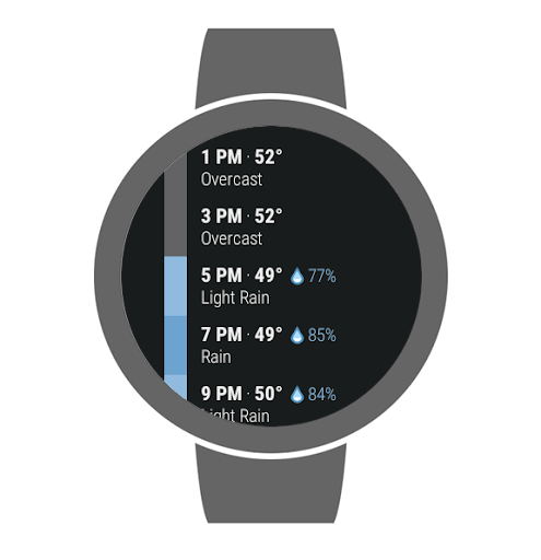 Dark Sky - Hyperlocal Weather screenshot 14