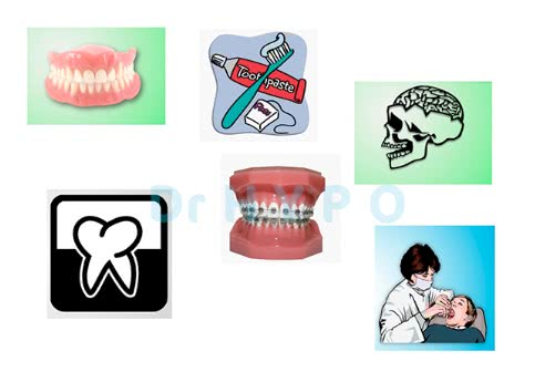 مواد كلية طب اسنان