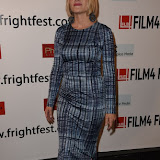 OIC - ENTSIMAGES.COM - Barbara Crampton  at the Film4 Frightfest on Saturday    of  Sunchoke  UK Film Premiere at the Vue West End in London on the 29th August 2015. Photo Mobis Photos/OIC 0203 174 1069