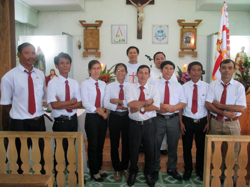 Hình ảnh Gia Đình Phạt Tạ Thánh Tâm giáo xứ Xuân Sơn