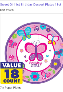 Turning Mommy: Sweet girl birthday partycity.ca