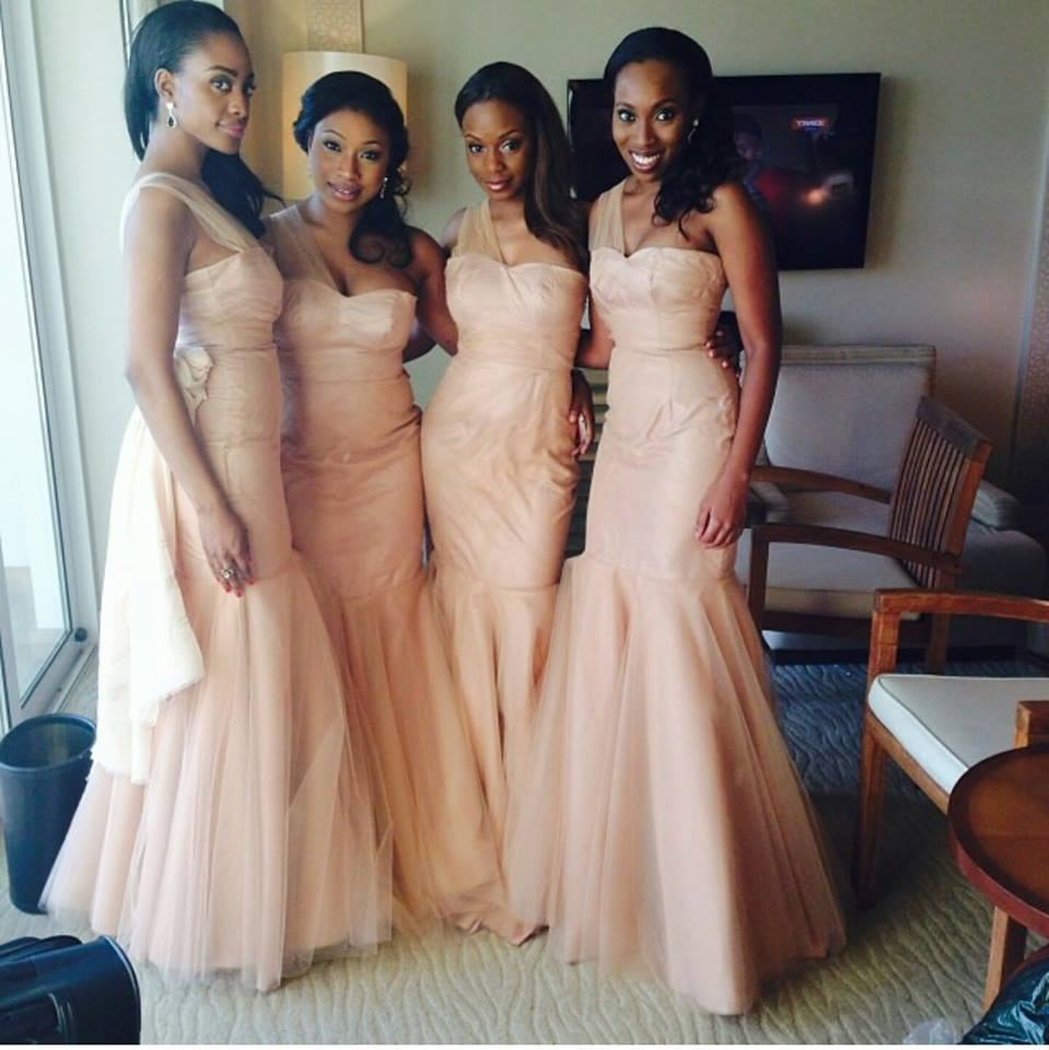 Nigerian Bridesmaid Dresses 2017 / 2018