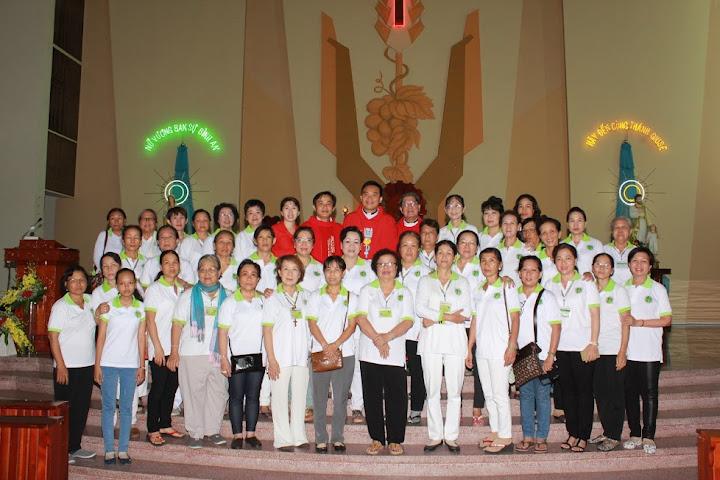 Đêm nhạc Thánh Ca LM.JB Nguyễn Sang tại Giáo xứ Chợ Mới