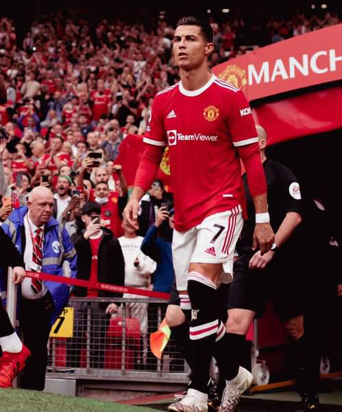 This is only the beggining, competition as strong as the Premier League - Cristiano Ronaldo