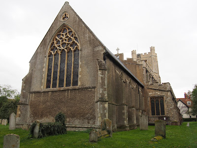 St Marys Church, Church End