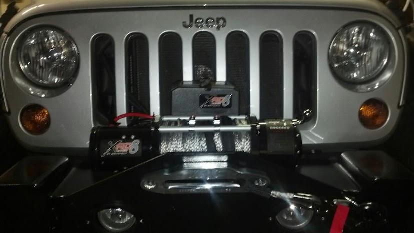 Smittybilt XRC8 Comp Install JKownerscom Jeep Wrangler JK Forum