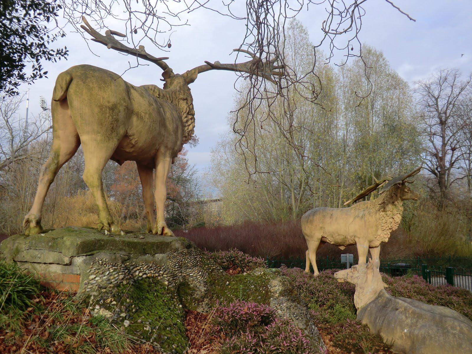 CIMG4971 Megaloceros, Crystal Palace Park