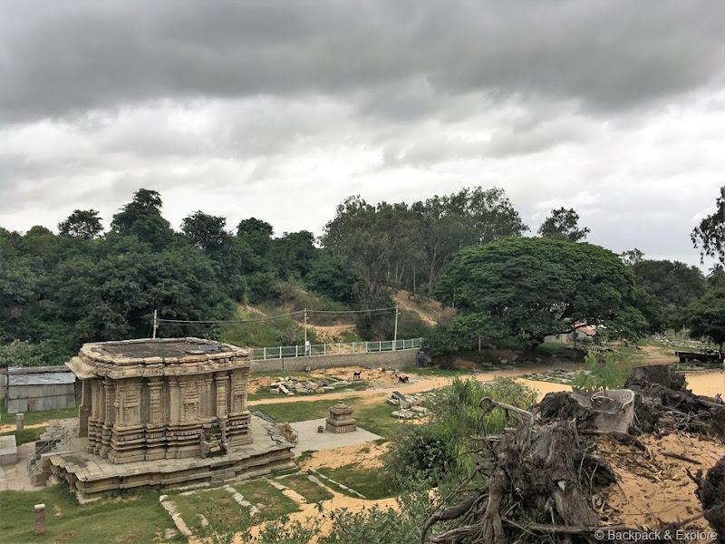 Temples at Talakadu, Karnataka