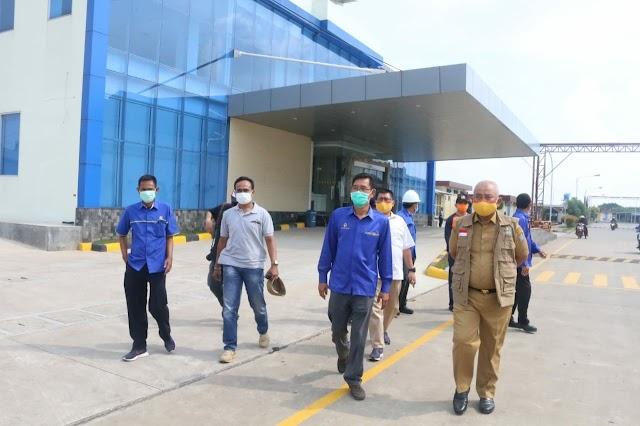 Wali Kota Tugaskan Dinas Kesehatan Untuk Rapid Test Acak Karyawan PT. Widya Sakti Kusuma dan PT. Gold Coin Kecamatan Medan Satria