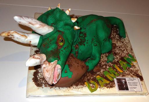 909- Dinosaurus taart.JPG