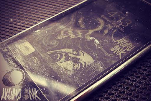 iphone wallpaper, horror phone, ipad horror, ipod anime, akumuink, kuntilanak, asian ghost