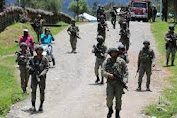 TNI-Polri Siaga Patroli Kota, KKB Terget Bunuh 19 Orang di Ilaga Papua