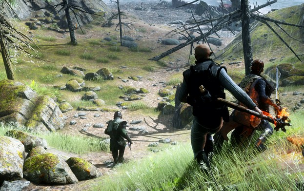 Dragon Age Inquisition Deluxe Edition PC Free Download Full