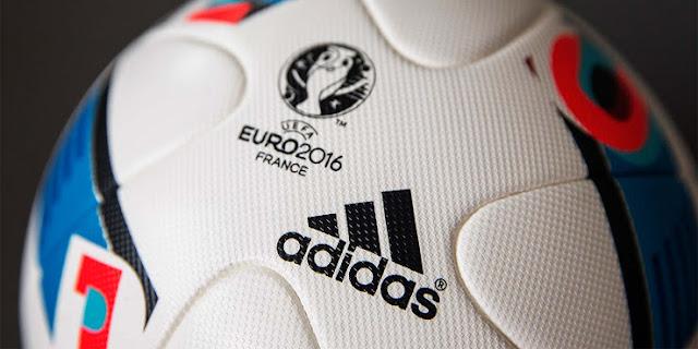 Euro 2016 ball: Adidas Beau Jeu