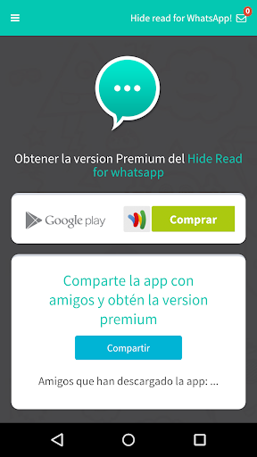 Download Hide Read for WhatsApp Lite Google Play softwares