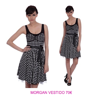 Morgan vestidos casuales7