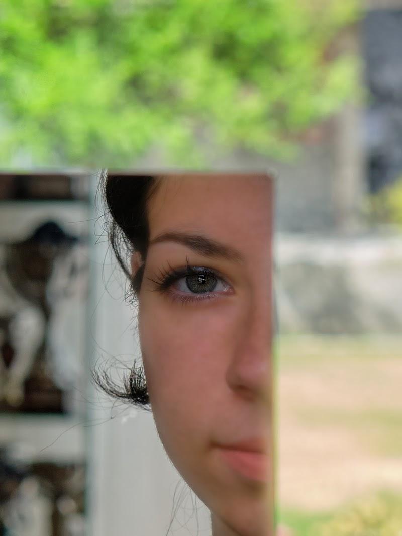 Lo specchio di un atleta!!! Non teme i momenti difficili. Il meglio viene da lì. di AndreaFivre