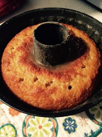 Cammie S Kitchen Adventures Buttermilk Cake