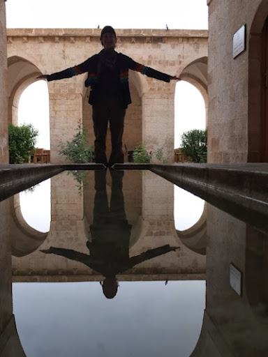 Reflexes a Mardin, turquia