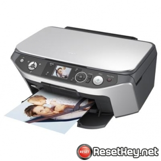 Resetting Epson RX565 printer Waste Ink Pads Counter