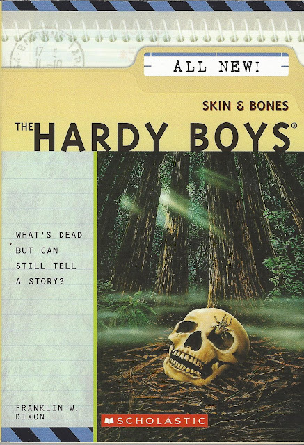 Skin and Bones cover