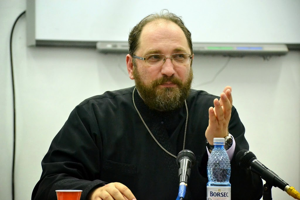 Pr. Constantin Necula despre tineri, FTOUB 156