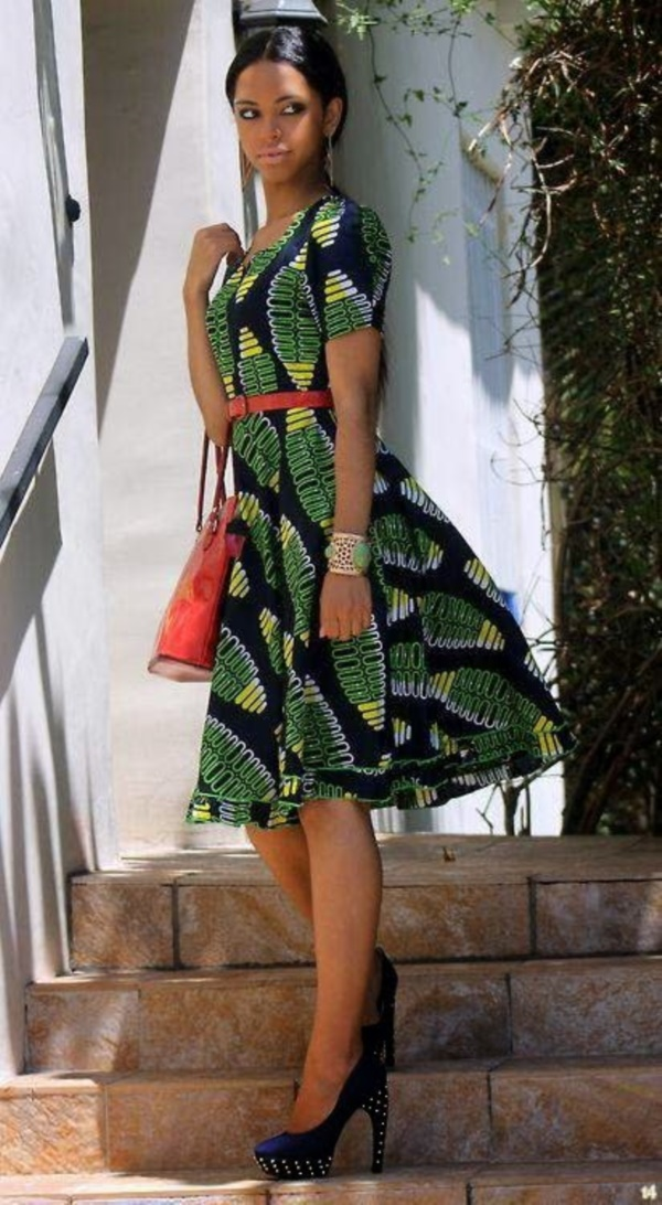 50 Top African Traditional Dresses Designs 10