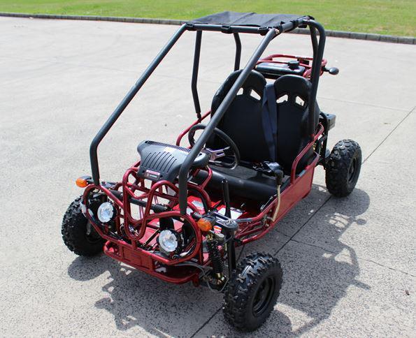 110ccKidsBuggySemiAuto