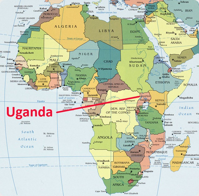 uganda-africa-map-780px