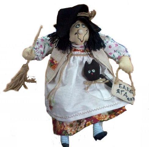 Самодельные сувениры, игрушки и куклы. Готовые и под заказ. Yaga_12
