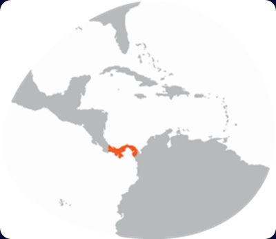 panama-country-map