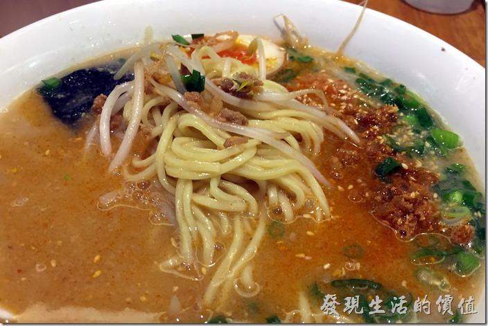 [台北內湖]六丁目拉麵,有個性的日式拉麵!
