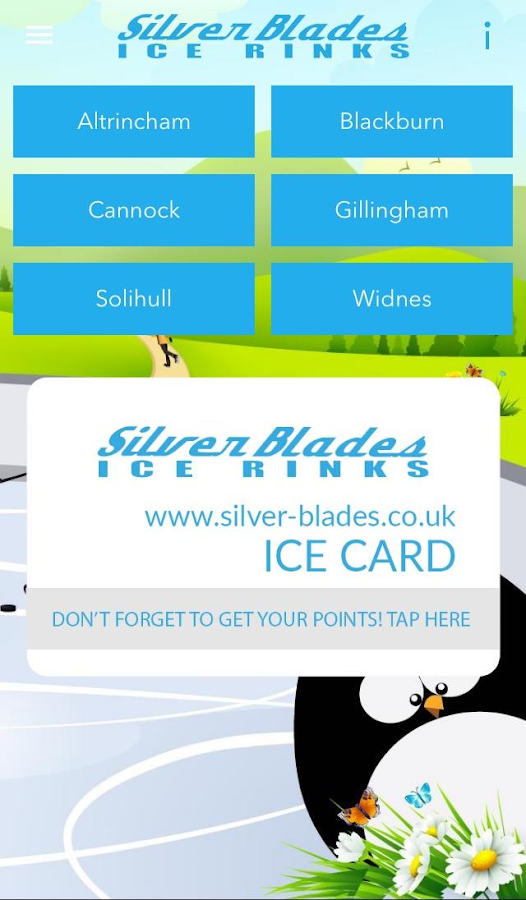 Silver Blades- screenshot