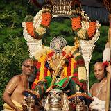 Hanumantha Vahana Seva - Brahmotsavam 2014 Day 3