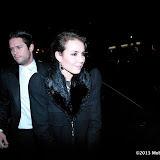 WWW.ENTSIMAGES.COM - Noomi Rapace   arriving at    The Charles Finch & Chanel Pre-BAFTA Dinner at Annabel's in Berkeley Square London February 9th 2013                                                      Photo Mobis Photos/OIC 0203 174 1069