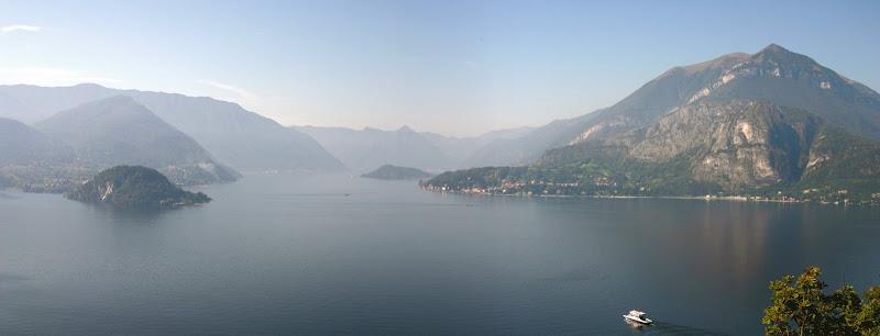 Lake Como panorama