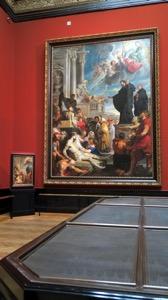 Rubens with an original