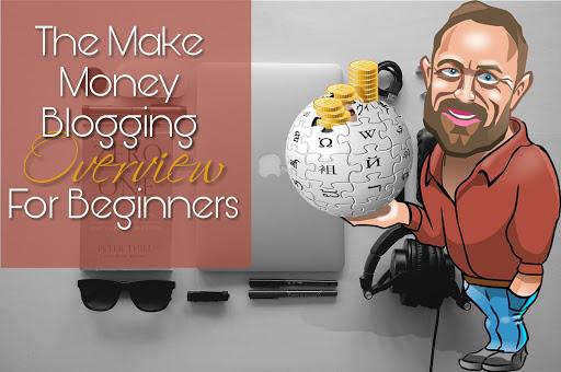 Make Money Blogging For Beginners
