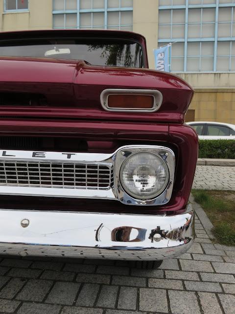 シボレーピックアップトラック-11