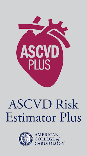 ASCVD Risk Estimator Plus Screenshot
