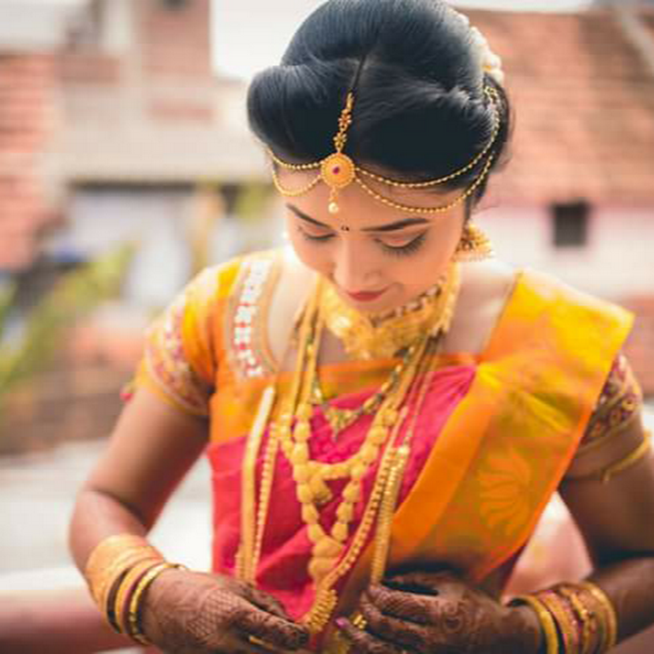 Nagercoil Bridal Makeup Artist Aarthi Make Up Artist In Nagercoil