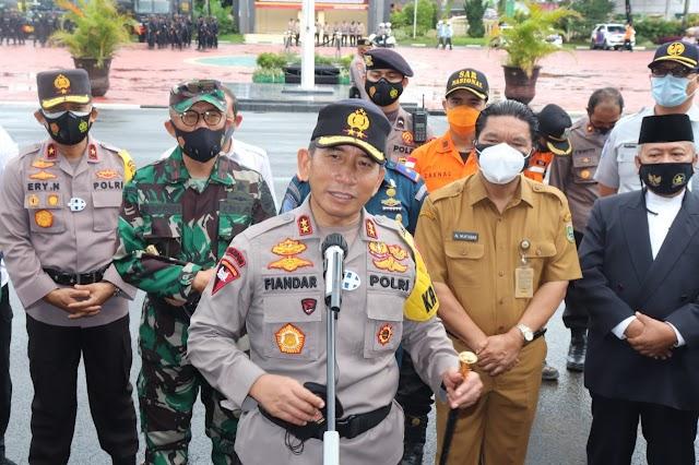 Polda Banten Siagakan Personel Antisipasi Gangguan Kamtibmas Malam Tahun Baru