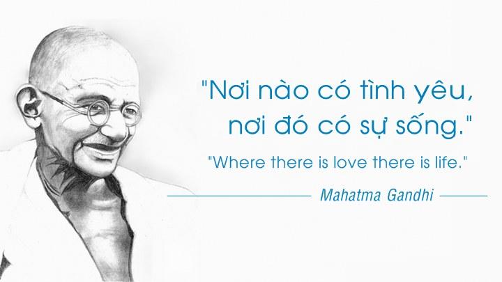 Lời nguyện của Mahatma Gandhi
