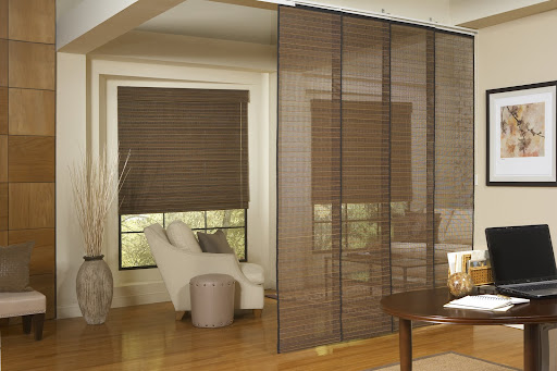 Blinds And Borders Vertical Panel Track Blinds