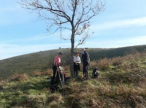 Photo: 11h18  Montagne assez pelé, un arbre quand même Petit en-cas