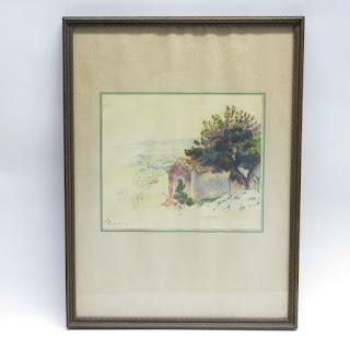 Pierre-Auguste Renoir Lithograph