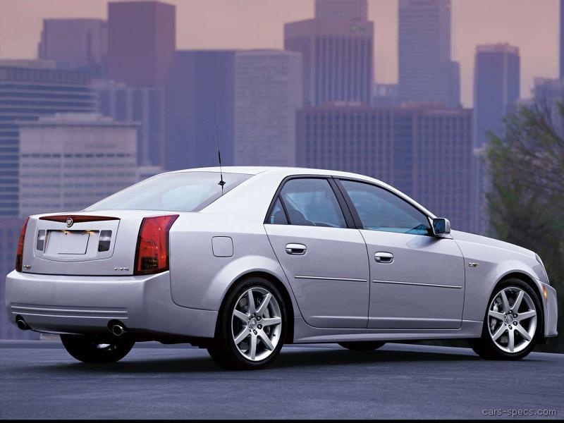 2006 cadillac cts v sedan specifications pictures prices. Black Bedroom Furniture Sets. Home Design Ideas
